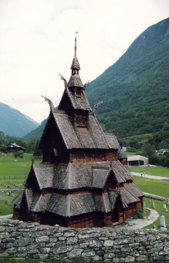 Eglise de Borgund