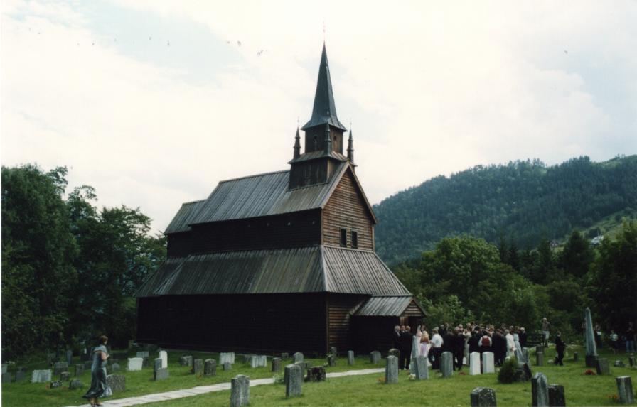 Eglise de Kaupanger