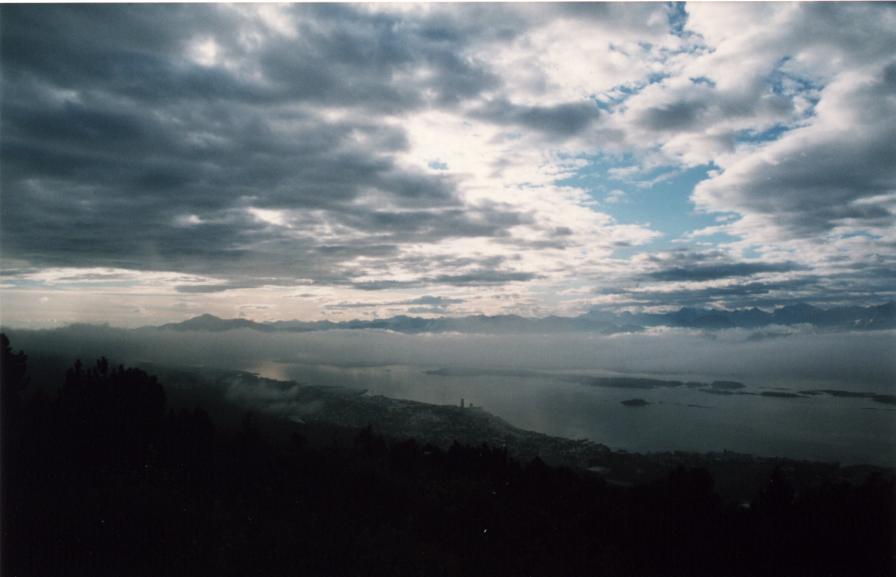 Panorama depuis le Varden