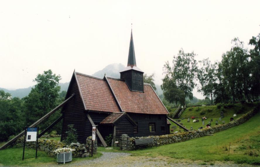 Eglise de Rødven