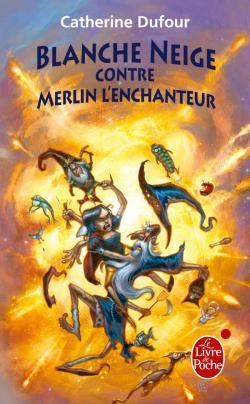 Blanche Neige contre Merlin l'enchanteur