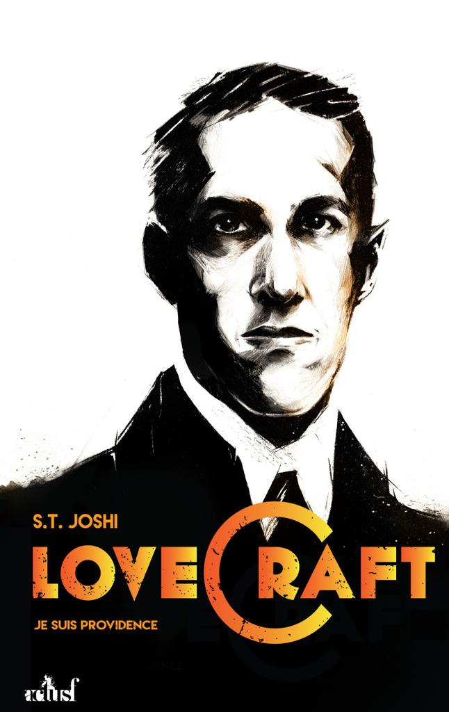 Lovecraft, je suis Providence T1